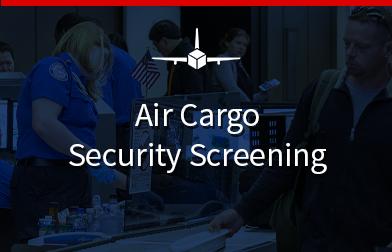 Course 3 - Air Cargo Security Screening