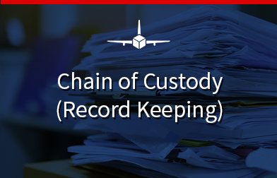 Course 4 - Chain of Custody (Record Keeping)